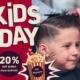 Kids Day, Vogel Hair