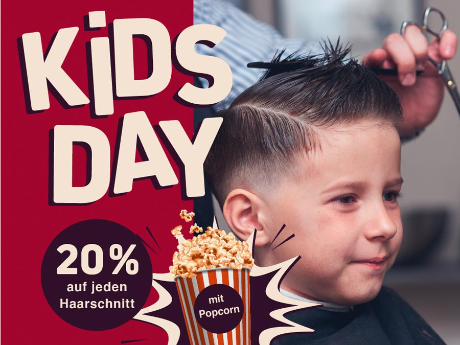 Kids Day, Vogel Hair